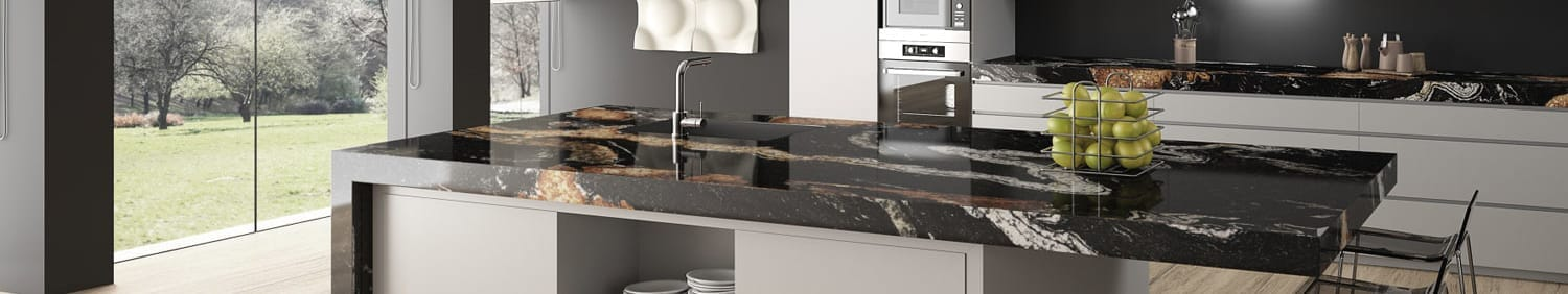 Star Galaxy Granite Worktops