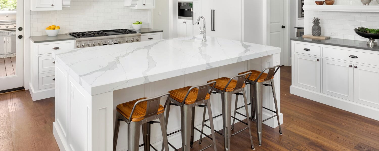 Quartz Kitchen Worktops UK