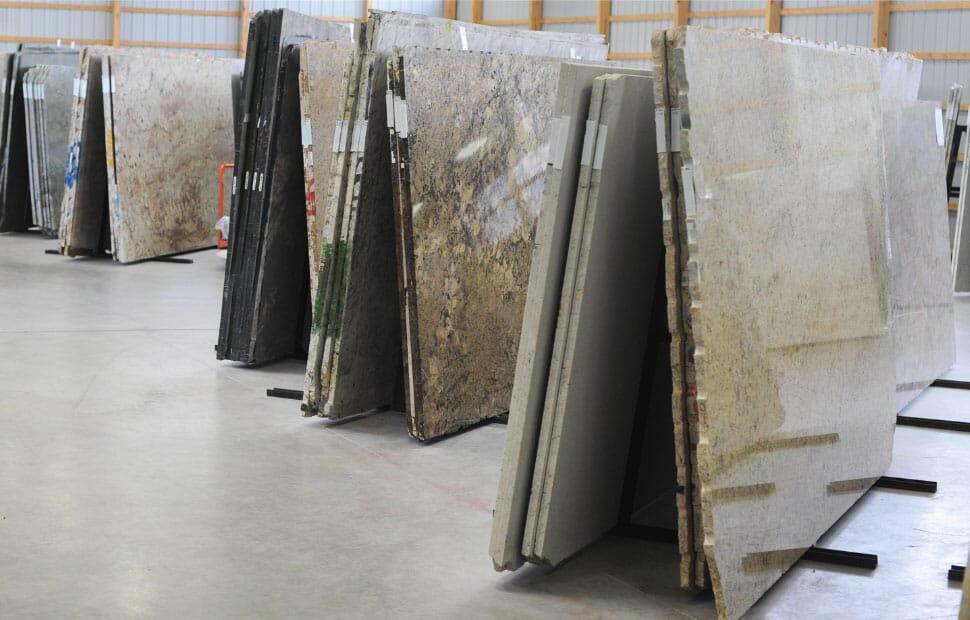 Granite Slab Selection