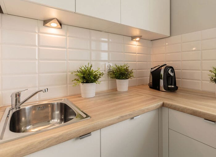 All Solid Wood Beech Worktops