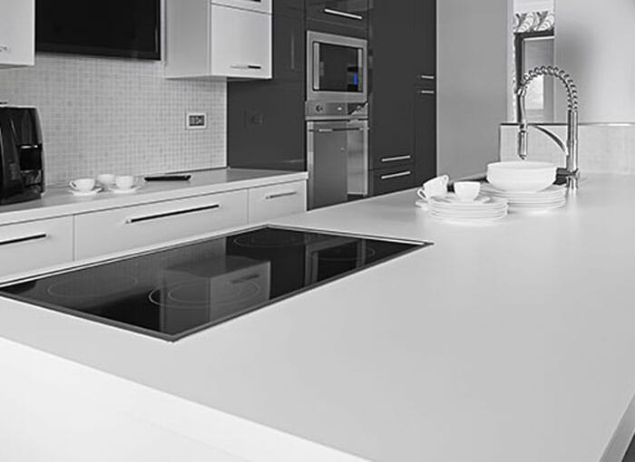 Apollo Slab Tech Acrylic Worktops