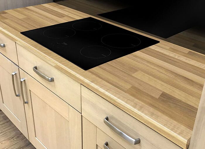 Axiom Butchers Block Worktops