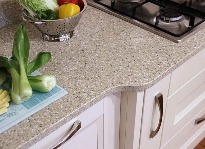 Brown Earthstone Worktops