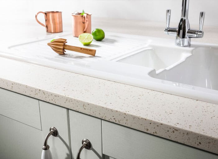 Encore Solid Surface Countertops