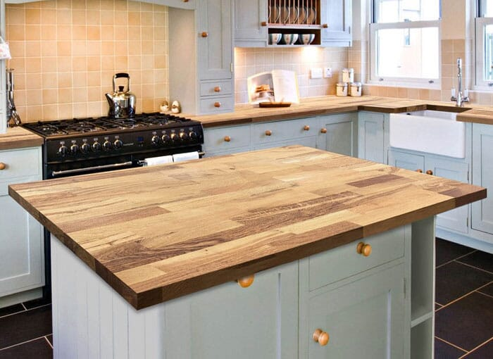 Farmhouse Oak Wooden Worktops