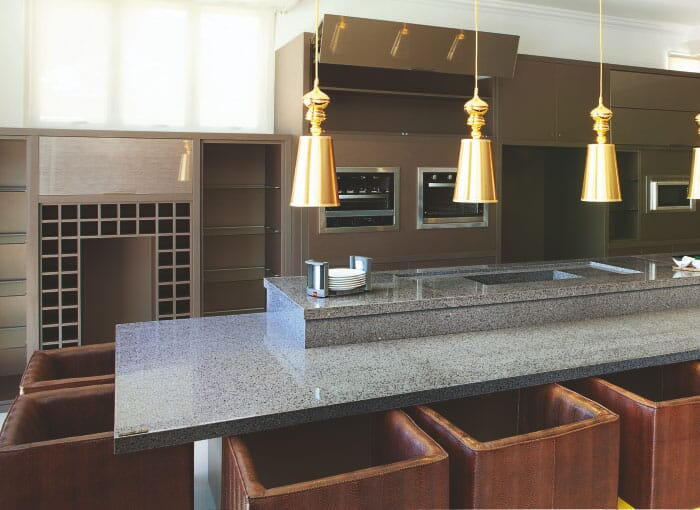 Granite Grey Worktops