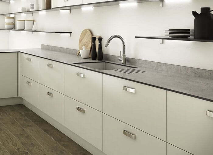 Grey Zenith Worktops