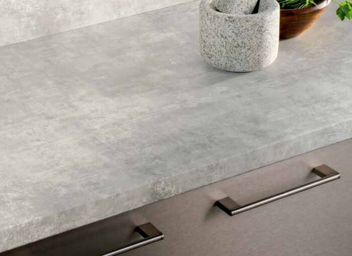 Laminate Grey Worktops