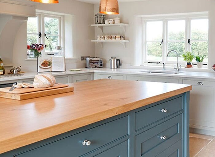 Maple Wooden Worktops