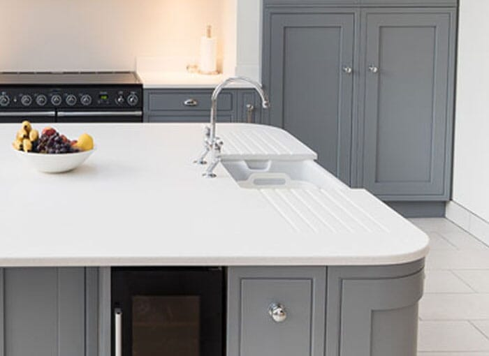 Mistral Solid Surface Countertops