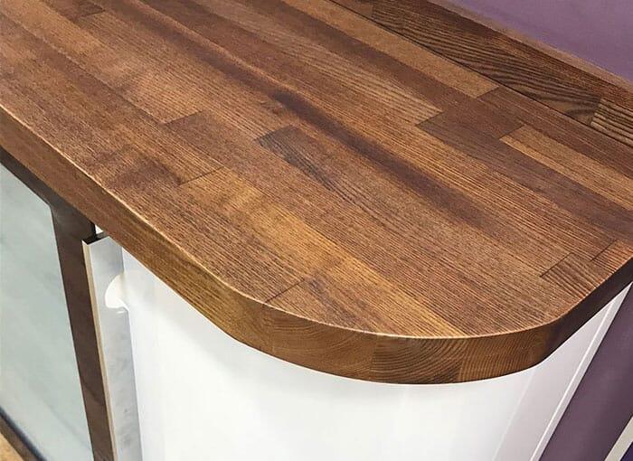 Solid Wood Prime Walnut Worktops